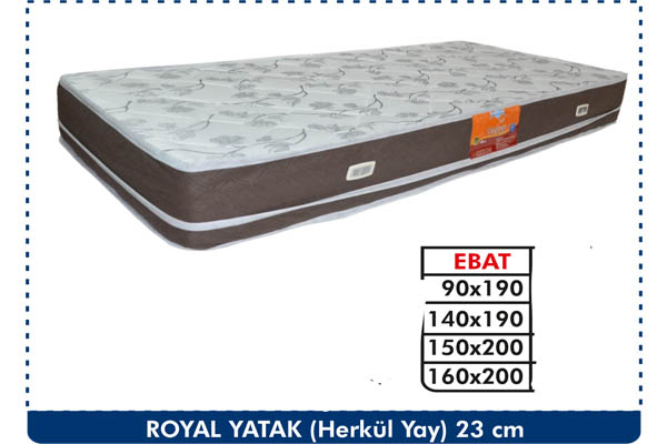 ROYAL YATAK 23 CM